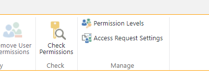 Access requests